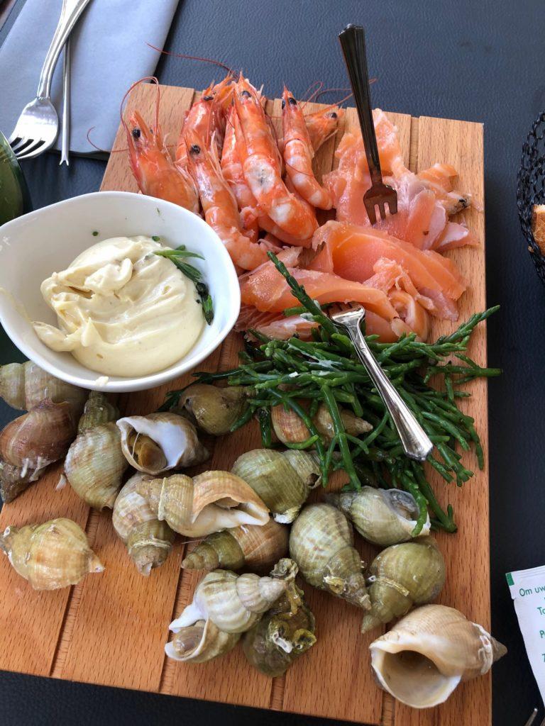 Idées de restaurant en Normandie Yport