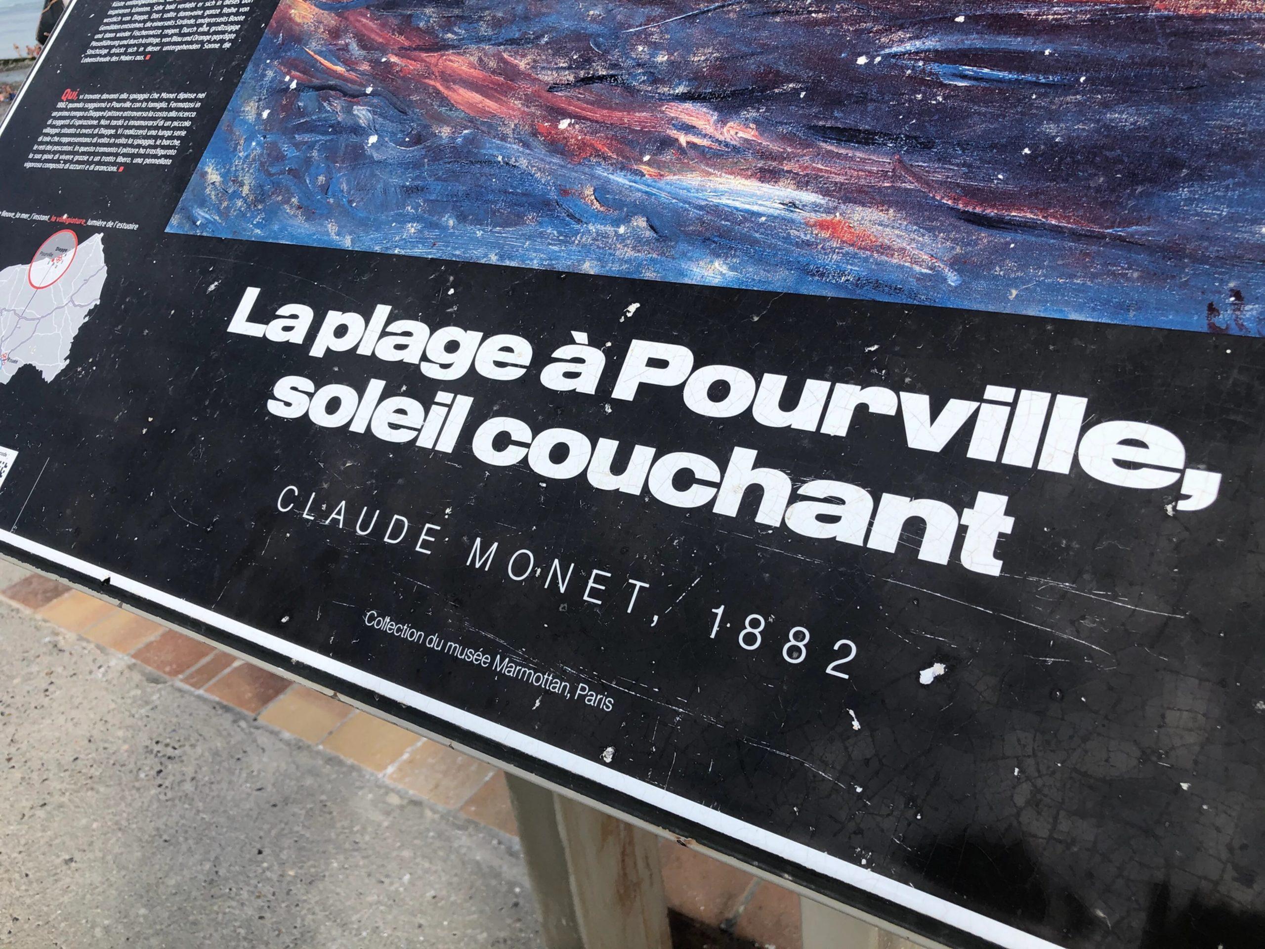 Idées de voyage Pourville en Normandie