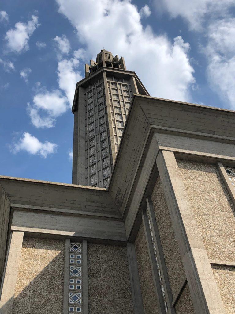 Eglise saint-joseph au Havre