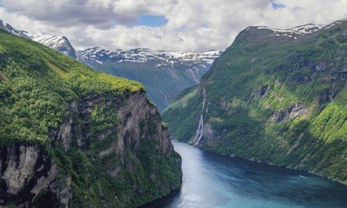 Voyage dans les Fjords en Norvège
