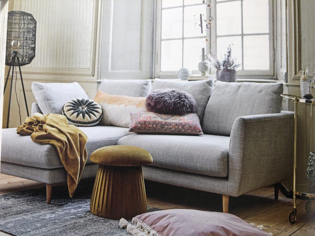 accessoires de maison et mobilier cosy