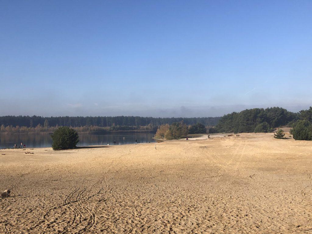 lieux insolites belgique sahara lommel
